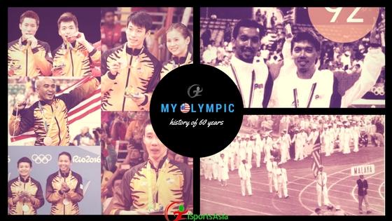 my olympic history